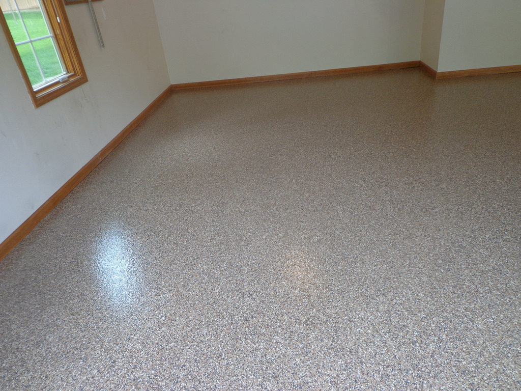 Garage Floor coating Edmonton